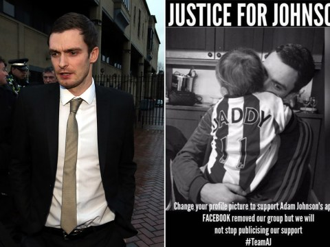 Adam Johnson's sister has launched a 'Justice for Johnson' campaign