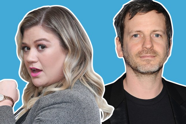 "Dr. Luke has responded to Kelly Clarkson's claim she was ""blackmailed"" to work with him and he was a hard person to collaborate with. Getty"