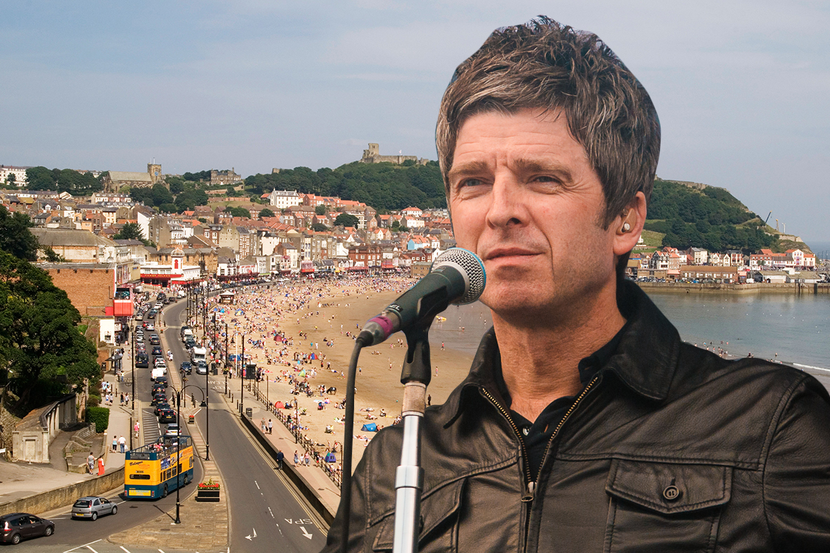 Noel Gallagher announces one-off open air gig in Scarborough