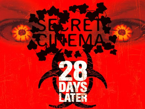 Secret Cinema takes on horror for the first time with Danny Boyle's 28 Days Later… here's how to get tickets