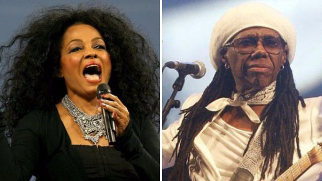 Nile Rodgers wants Diana Ross for Glastonbury, says she'd put on a 'unique and special' show