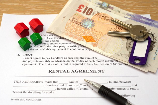 Money, contract, house... all very important (Picture: Alamy)