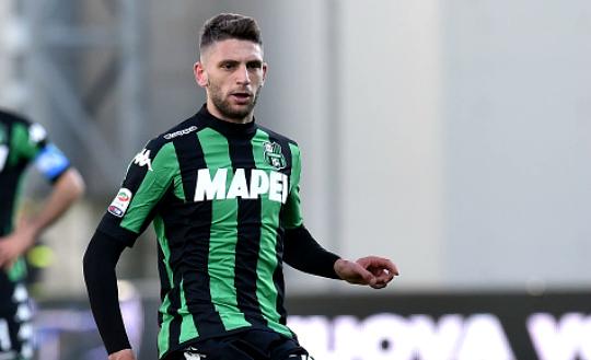 Rumour: Manchester United making Domenico Berardi transfer offer