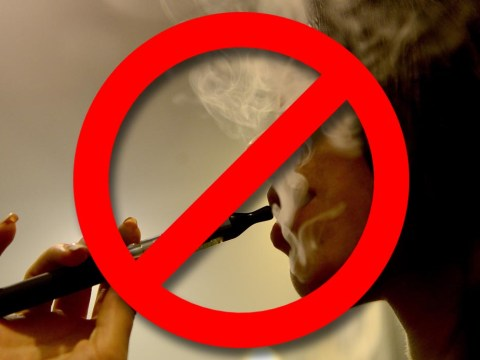 Vaping 'is as bad for your heart as smoking real cigarettes'