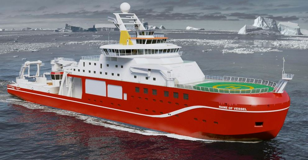 £200m ship could get ridiculous name as joke suggestion leads online poll