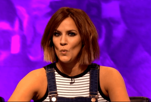 WATCH: Things get awkward when Caroline Flack is asked about Dermot O'Leary's X Factor return