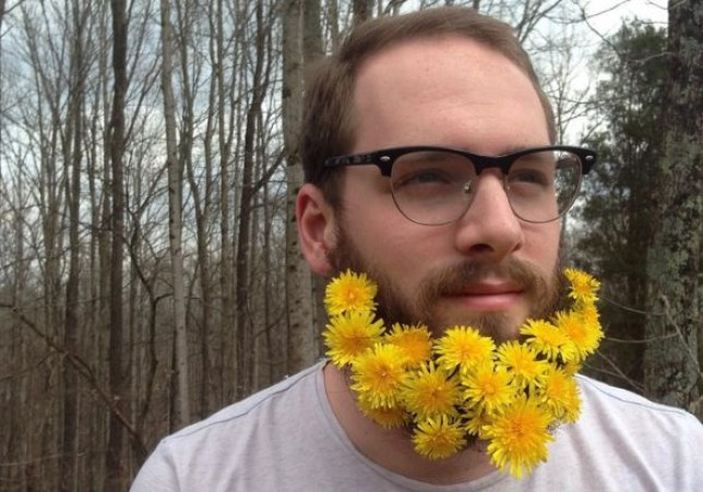 flower beards are here to get you ready for spring