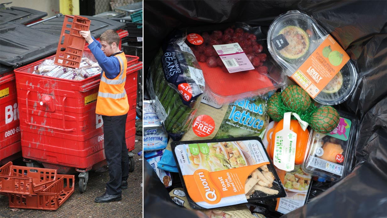 Supermarkets are finally taking action against food waste