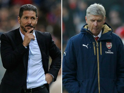 Rumour: Arsenal want Diego Simeone or Manuel Pellegrini to replace Arsene Wenger