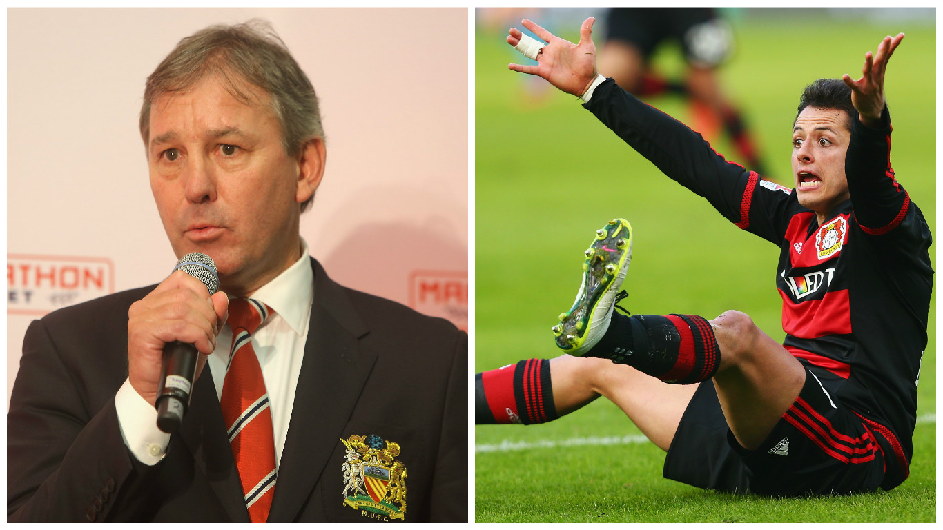 Bryan Robson blasts Manchester United over transfers of stars including Javier Hernandez