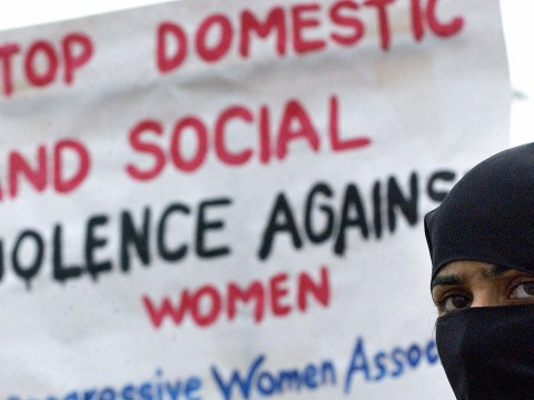Anti-domestic abuse law declared 'un-Islamic' because 'it makes men insecure'