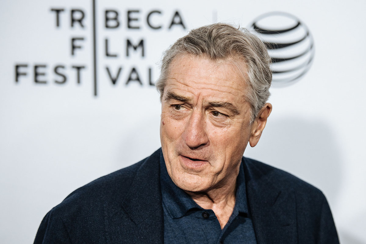 Robert De Niro axes anti-vaxxer documentary from Tribeca Film Festival