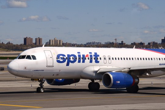 Spirit Airlines said the women were 'intoxicated' (Picture: Getty Images)
