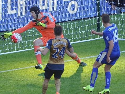 Stat proves Petr Cech is single-handedly saving Arsenal's defence