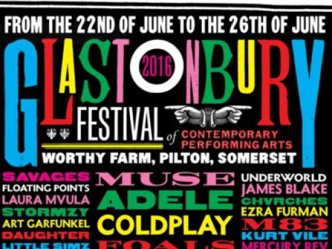 10 reasons why the 2016 Glastonbury line-up is the best in years