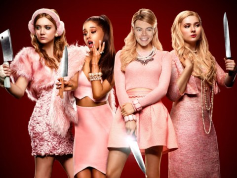 Scream Queens' Emma Roberts and Keke Palmer fighting over Harry Styles onscreen romance