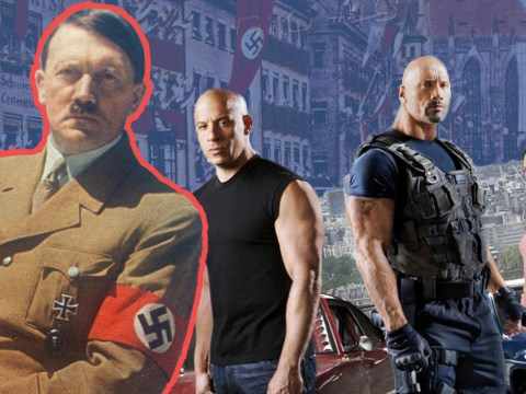 Could Adolf Hitler be in the next Fast And Furious movie?