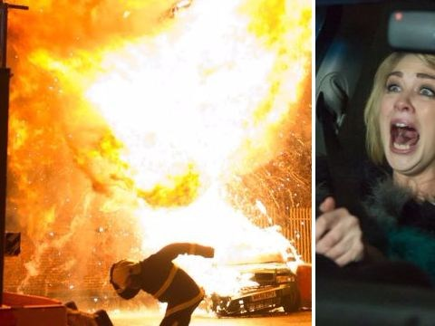 Hollyoaks spoilers: Who dies? Devastating car explosion has tragic consquences