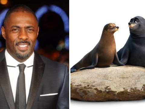 Get ready to see Idris Elba playing a sea lion as Disney introduces its Finding Dory characters