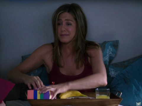 WATCH: First-look at Jennifer Aniston as the doting mum in Mother's Day