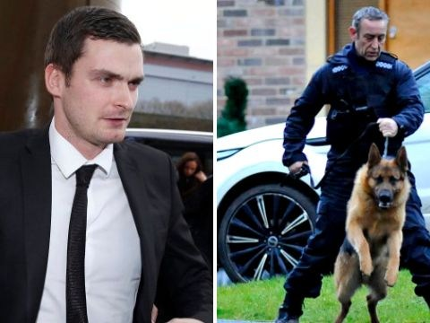 Thieves steal thousands from Adam Johnson's family in two raids on same night