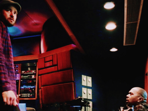 Fans hyperventilate as Justin Timberlake and Timbaland are back in the studio