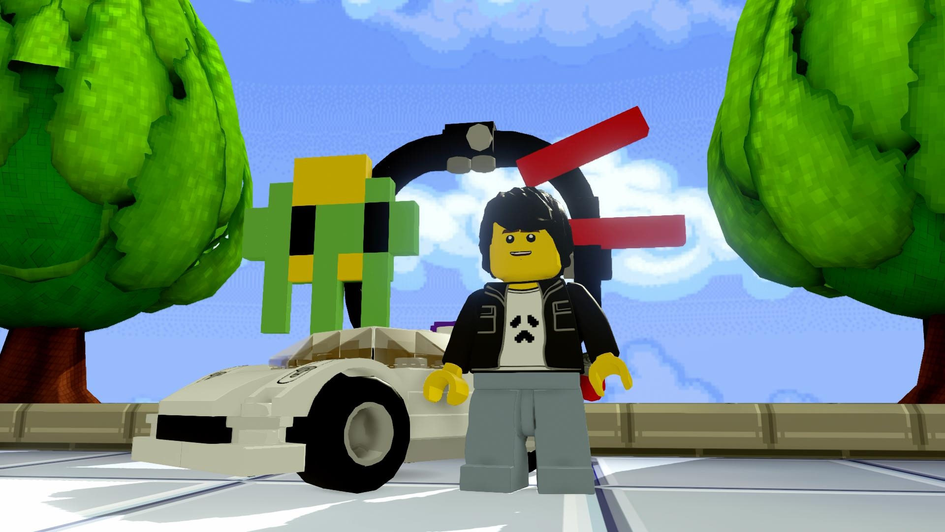 Midway Arcade Level Pack - old meets new meets Lego