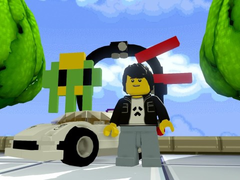Lego Dimensions Midway Arcade Level Pack review – building a retro audience