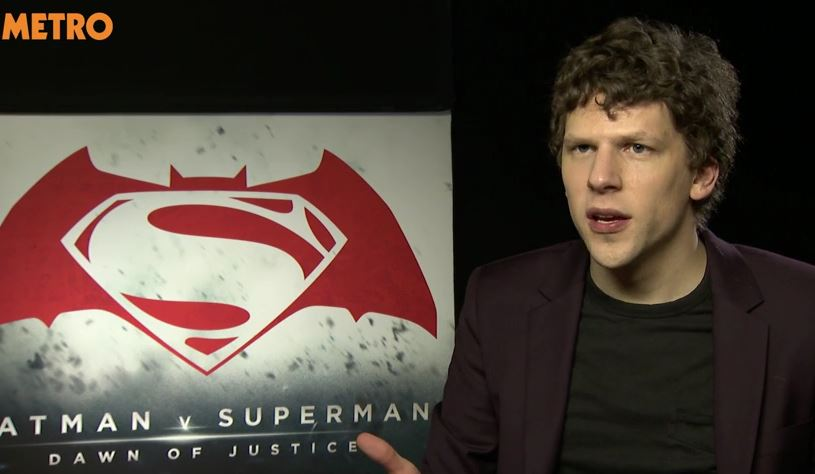 Lex Luthor tells us who his favourite Lex Luthor is