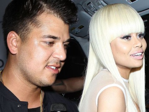 Blac Chyna and Rob Kardashian to join Keeping Up With The Kardashians?