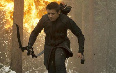 Jeremy Renner wants a Netflix TV show for Hawkeye