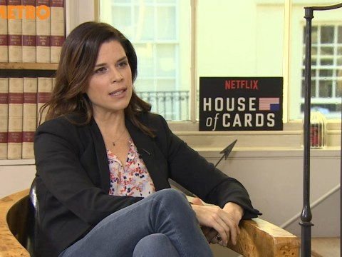 Neve Campbell's excited for The Craft remake but thinks Hollywood 'should come up with new ideas'