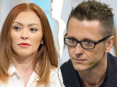 Ritchie Neville and Natasha Hamilton have split five months after becoming engaged