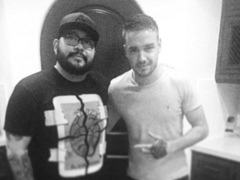 Liam Payne's MASSIVE tattoo sleeve revealed as new song leaks!