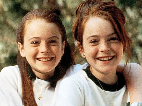 Lindsay Lohan recreates The Parent Trap in adorable lip sync video