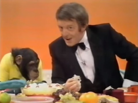 Is this one of Paul Daniels' best ever magic tricks?