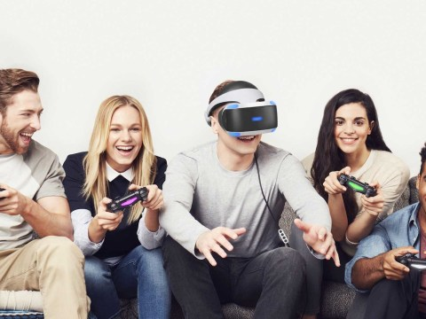 Sony plans UK Christmas tour for PlayStation VR
