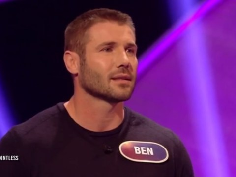 Poor Ben Cohen embarrasses himself on Pointless by getting Darcey Bussell's name wrong