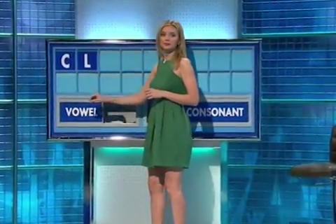 Tee hee! Guess what happens next in this latest rude Countdown clip…