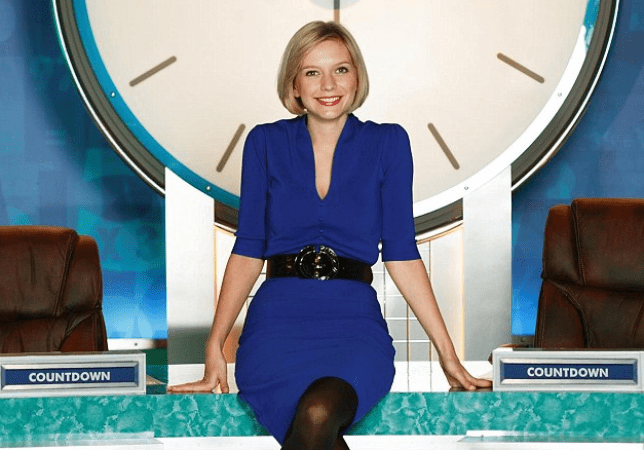 Rachel Riley is joining Sky (Picture: Channel 4)