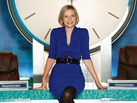 Rachel Riley reunites with former Countdown host Jeff Stelling as she joins Sky Sports