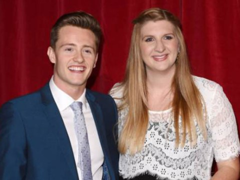 Rebecca Adlington separates from husband Harry Needs after just 18 months