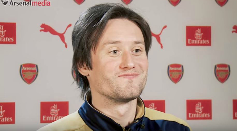 Tomas Rosicky: Best thing in London is Arsenal and worst is Tottenham