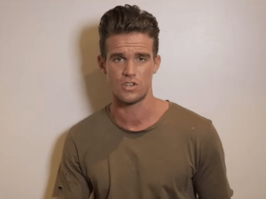 Gary Beadle says Chloe Sims is a gold-digger and sex with Vicky Pattison is like 'shagging a surfboard'