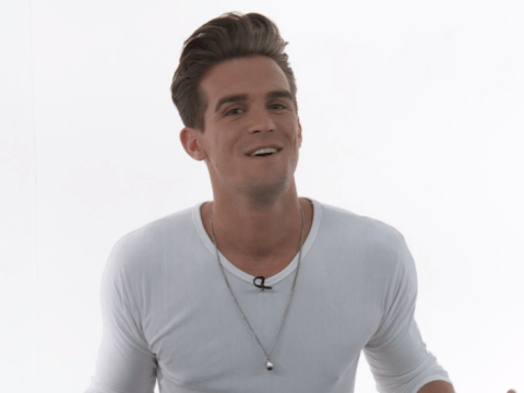 'I'm lucky she's still around': Smitten Gaz Beadle admits he and his Geordie Shore co-star Charlotte Crosby are on the cusp of saying 'I love you'