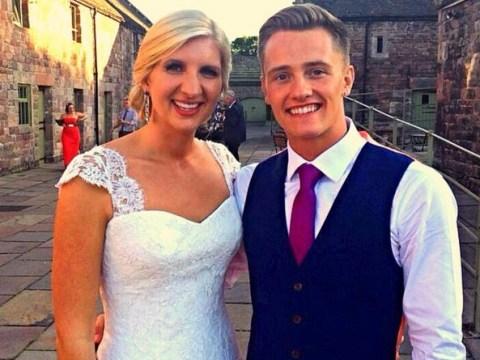 Has Rebecca Adlington returned her wedding dress following split from husband Harry Needs?