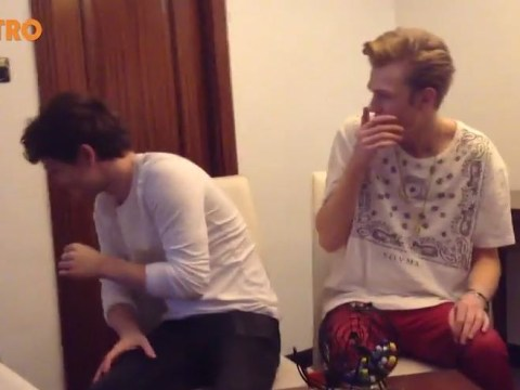 Metro.co.uk made The Vamps play drinking bingo (and it didn't end well)