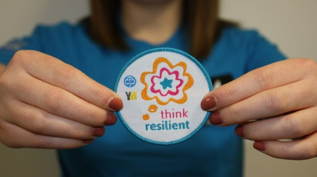 Girl Guides are getting badges for talking about mental health Picture: Girl Guiding Link: http://mashable.com/2016/03/17/girl-guides-mental-health/#C4bL5cfUMkqt