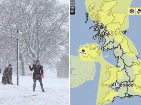 Will it snow for Mother's Day? Met Office issues weather warnings across UK