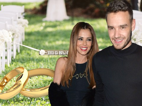 Liam Payne's family think the One Direction star will marry Cheryl Fernandez-Versini 'in a few weeks'